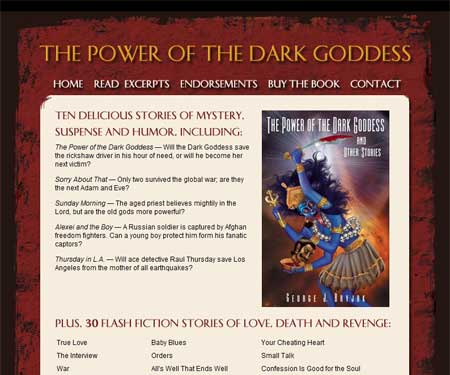 The Power of the Dark Goddess