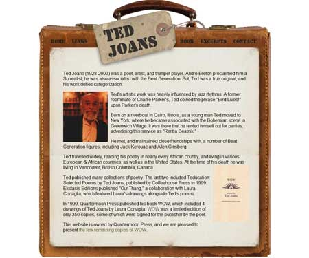 Ted Joans