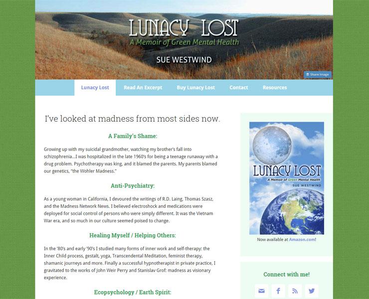 Sue Westwind - Lunacy Lost