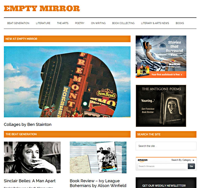 Empty Mirror Arts Magazine