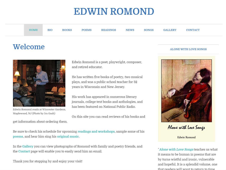 Ed Romond website