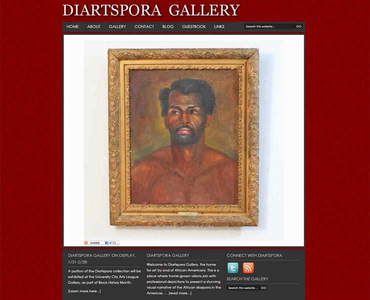 The Diartspora Gallery